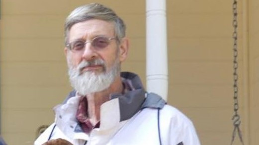 74-year-old John Van Dinther (image courtesy of Mariposa County Sheriff's Office)