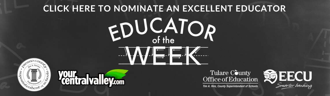 Educator of the Week Nominate