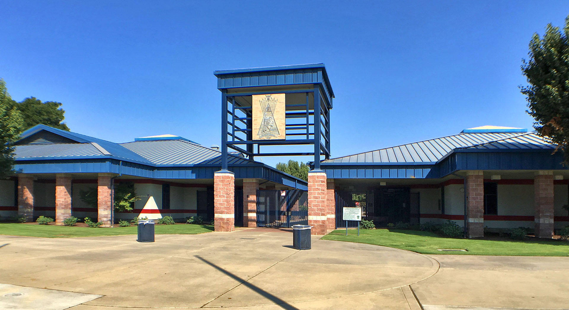 Sanger High School