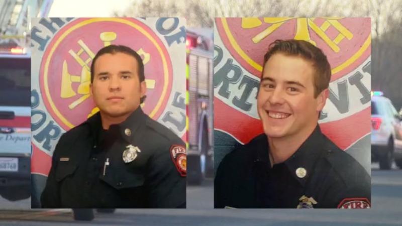 Porterville Firefighters