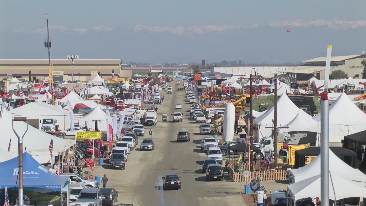 53rd World Ag Expo opens Tuesday