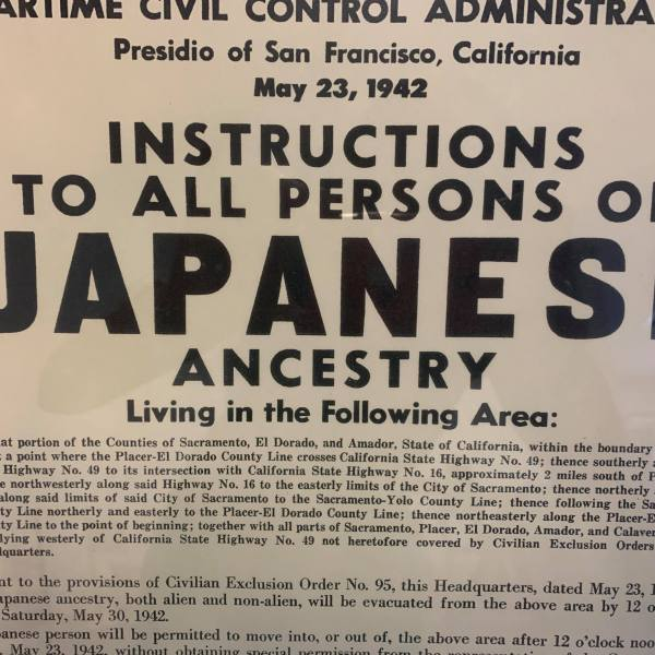 'A tragic time'; local Japanese Americans welcome California lawmaker's internment apology