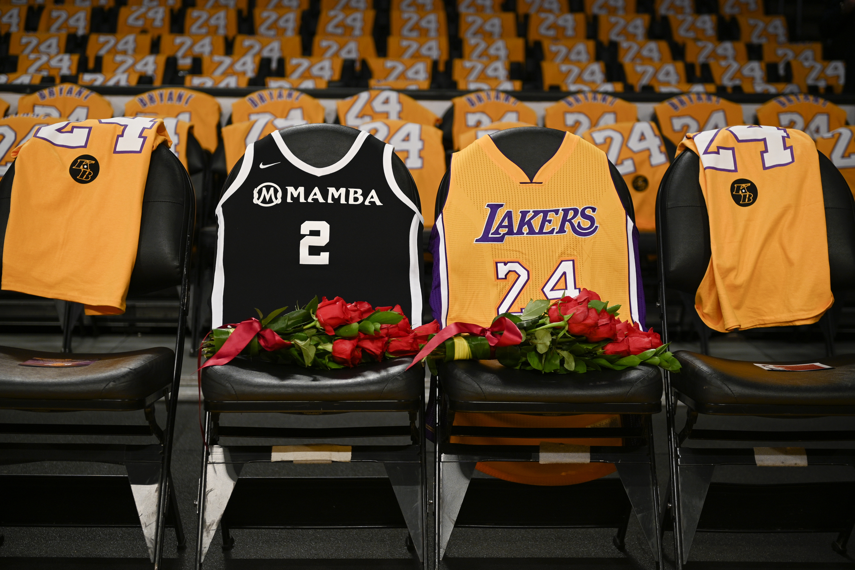 Kobe and Gianna Bryant memorial: Ticket registration now open for ...