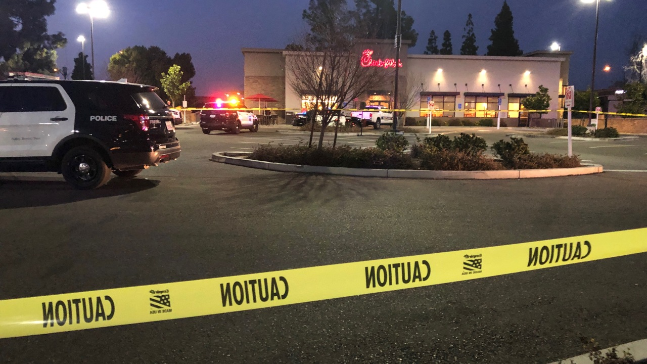 Police: Chick-fil-A struck by bullet at Fashion Fair shopping center