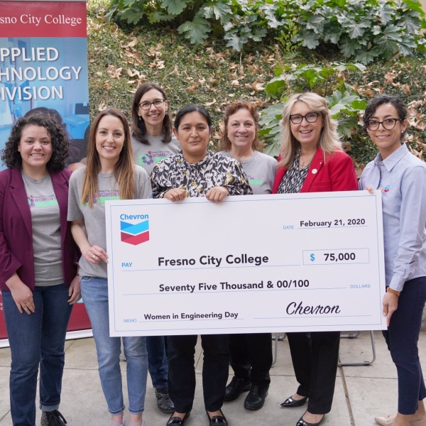 FCC grant means Women in Engineering Day gets two more years
