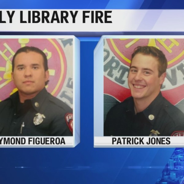 'He died a hero': Friends remember the firefighters who rushed into the Porterville library fire