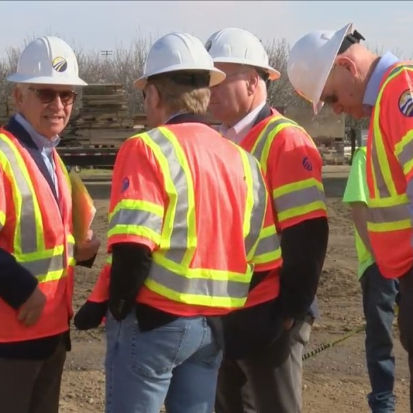 Rep. Jim Costa proposes $32B boost for California's high-speed rail
