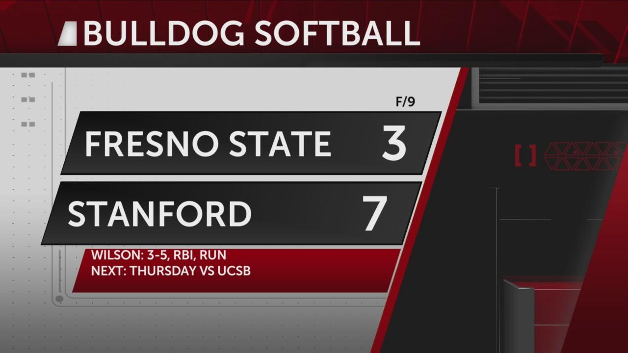 Stanford beats Fresno State softball team on walk-off grand slam
