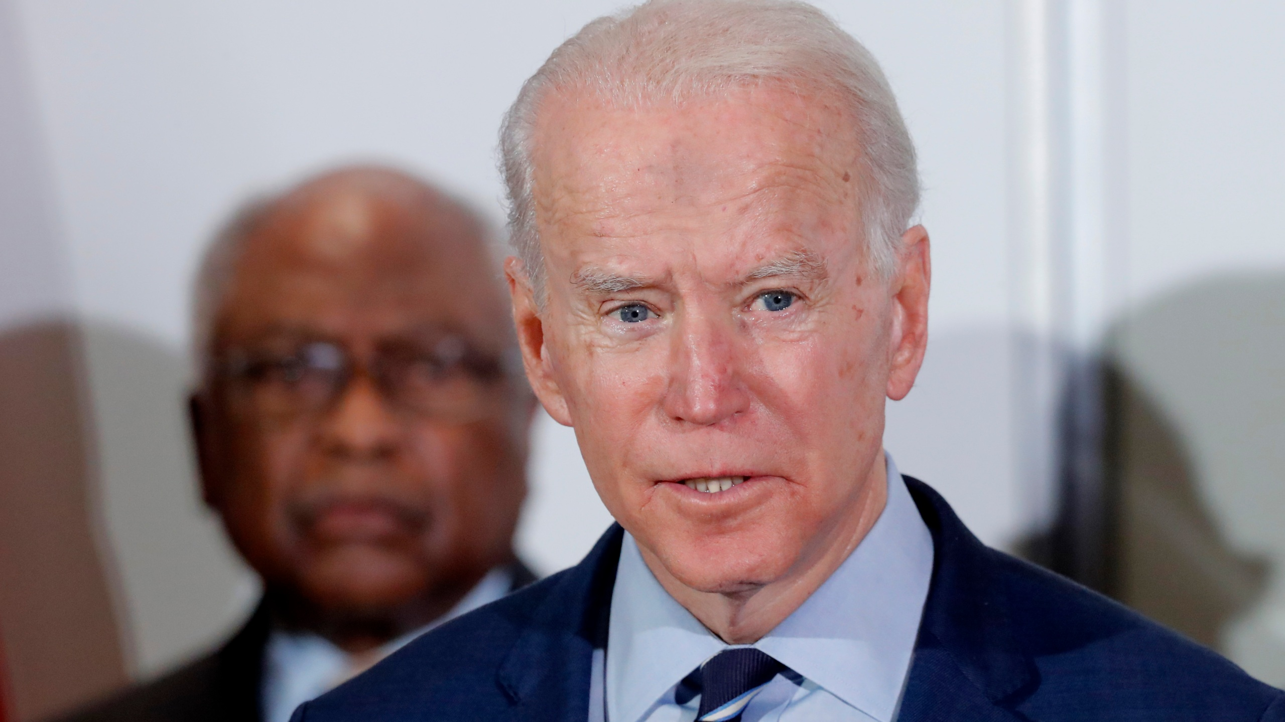 Joe Biden, Jim Clyburn