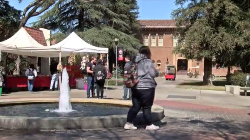 Fresno City Halloween 2020 Fresno City College closes campus after student exposed to COVID