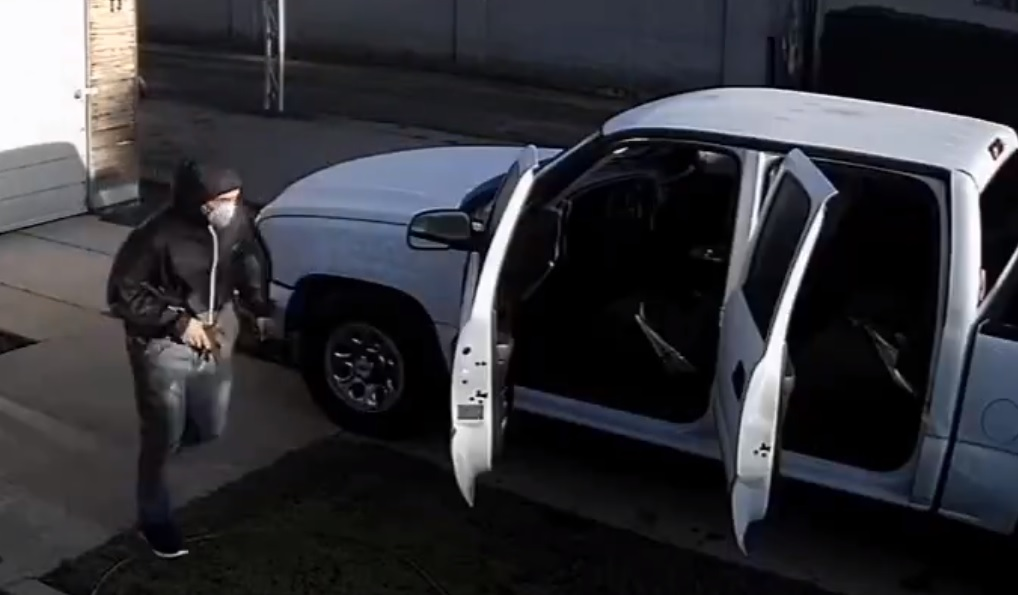 Deputies want help tracking down this man and this truck