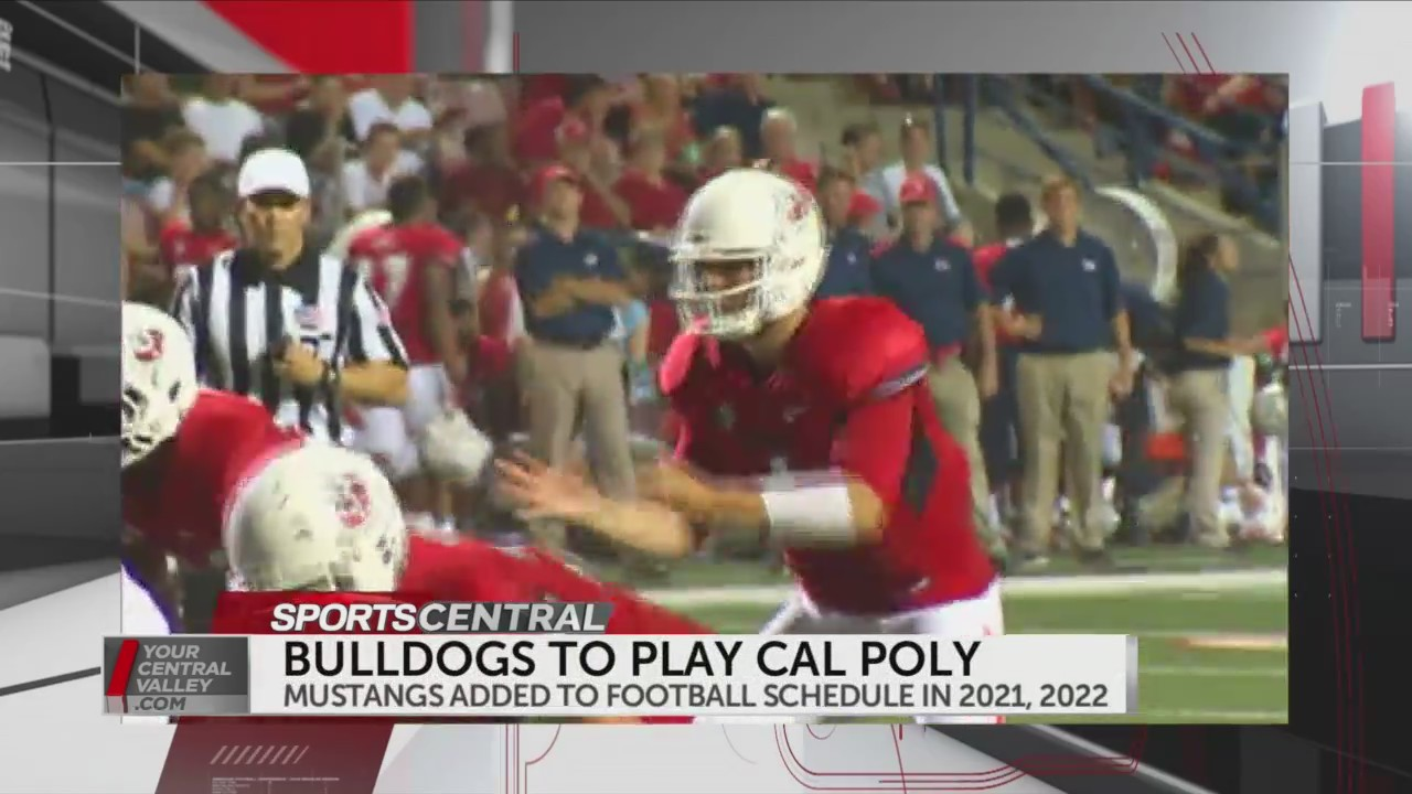 Cal Poly 2021-2022 Calendar Fresno State to play Cal Poly in football in 2021 and 2022