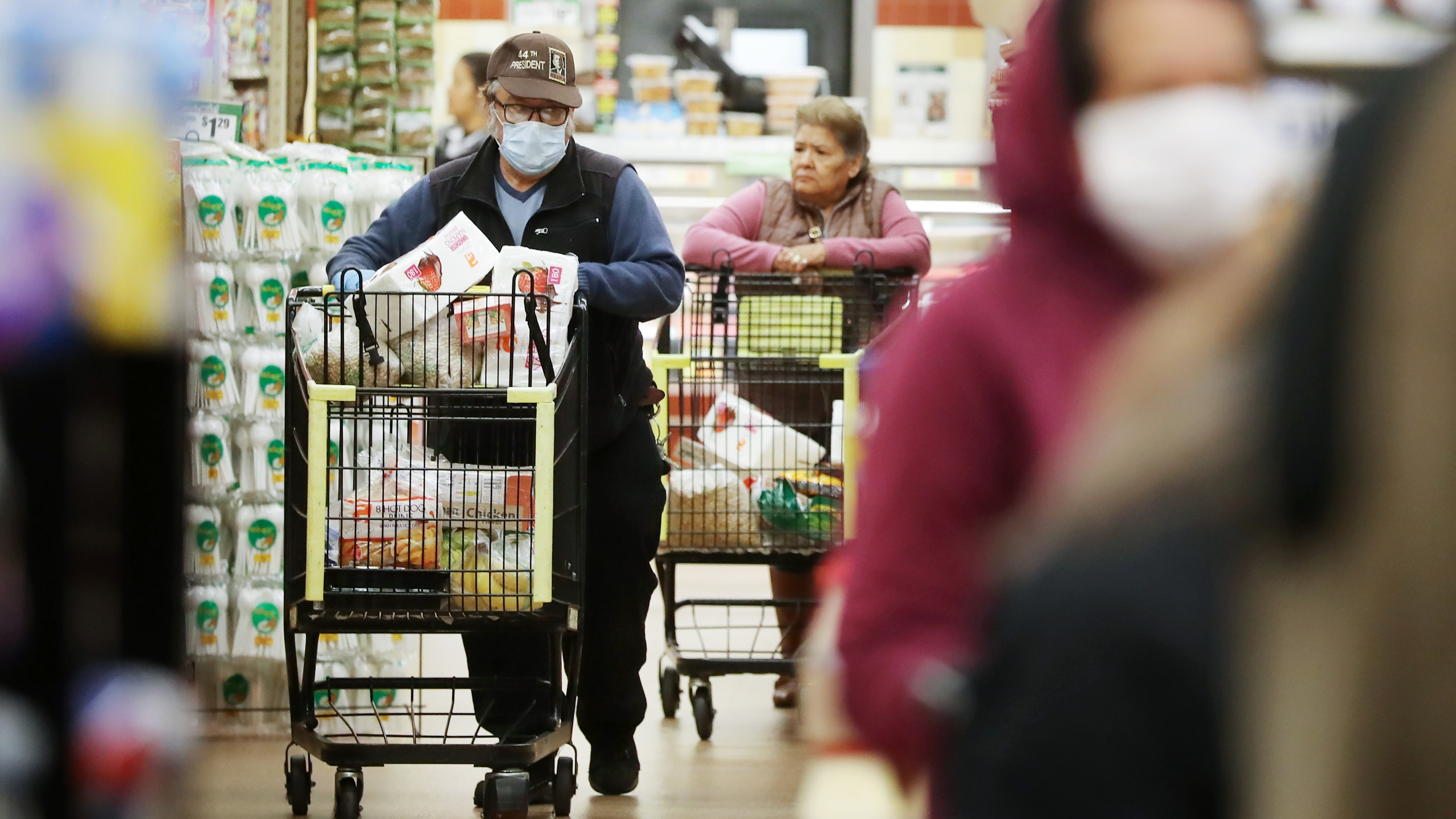 Save Mart, Target, more grocery stores designate shopping time for