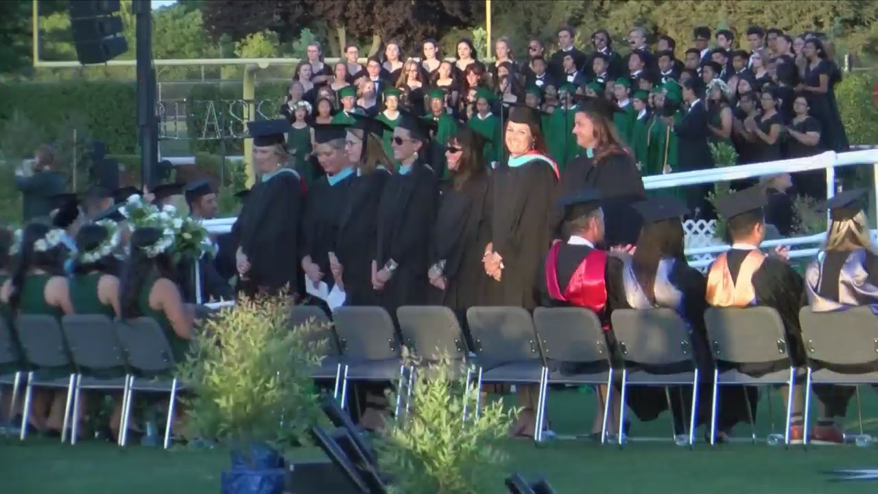 Clovis Unified is making plans for socially distant graduation ceremonies
