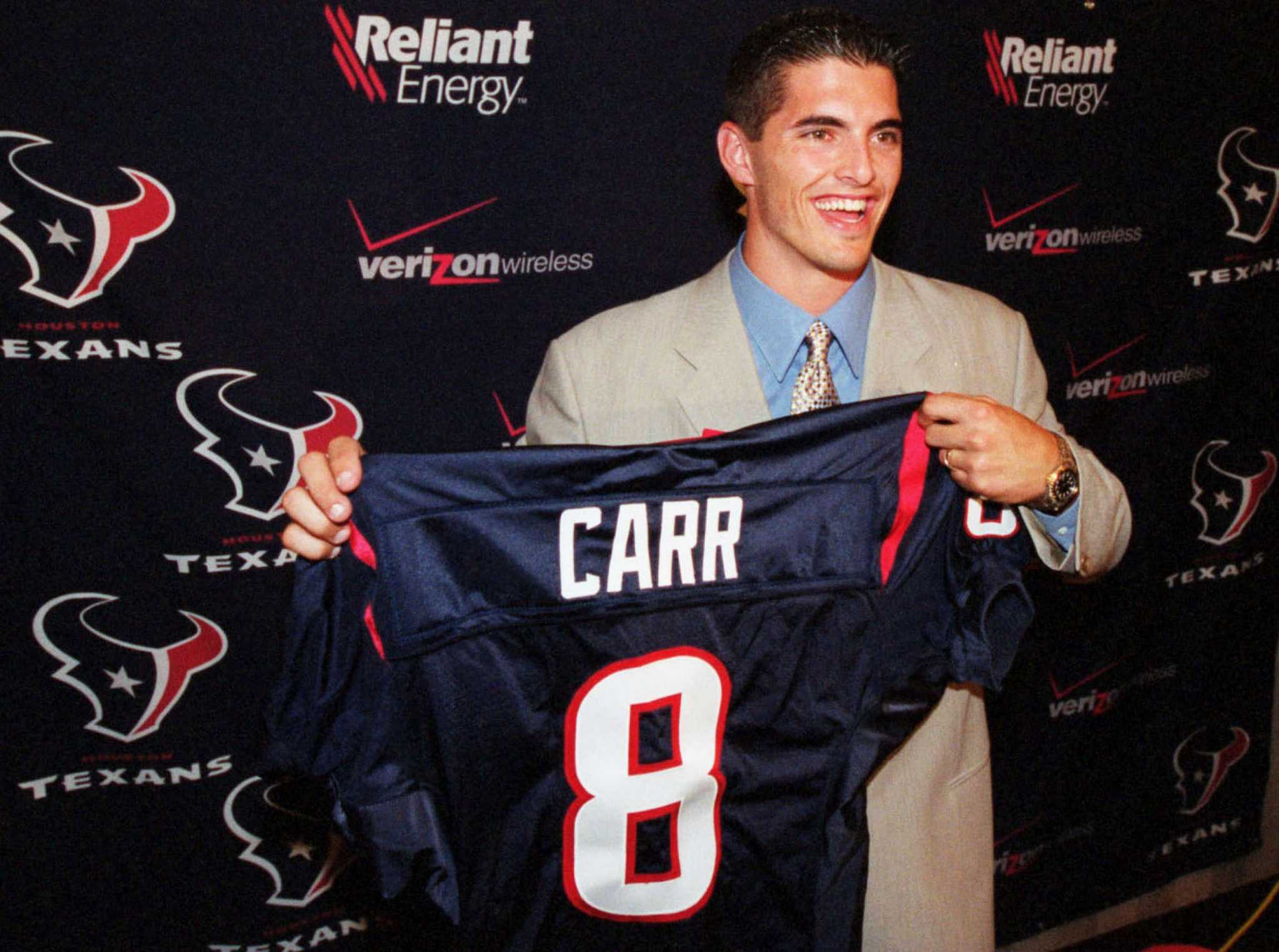 This Day in History (2002): Houston Texans draft David Carr with ...