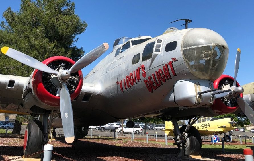 Castle Air Museum, Atwater