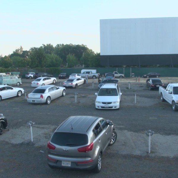 Madera drive-in reopens to sold out crowd