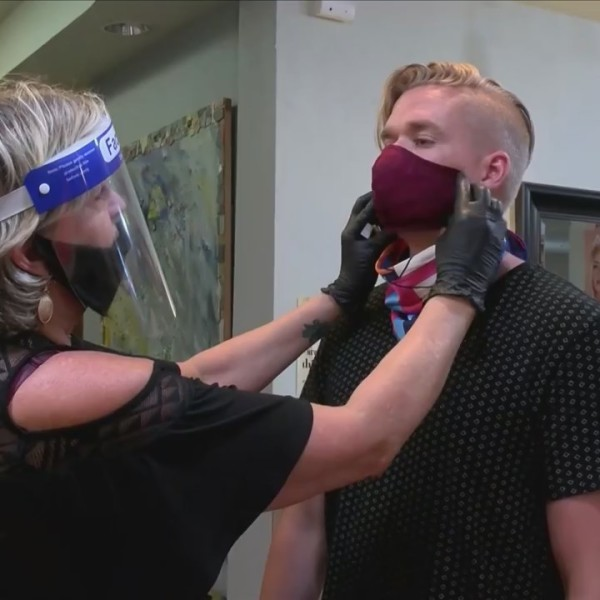 'We were shocked'; Hair salons and barbershops prepare to reopen after state gives them the green light
