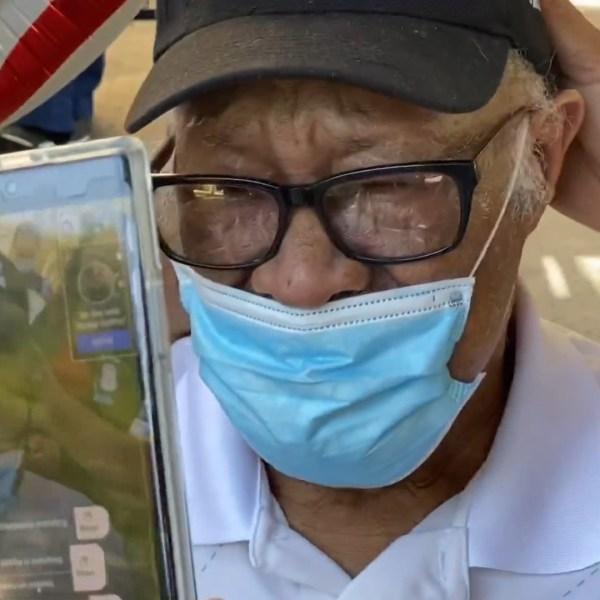 81-year-old Air Force veteran beats COVID-19
