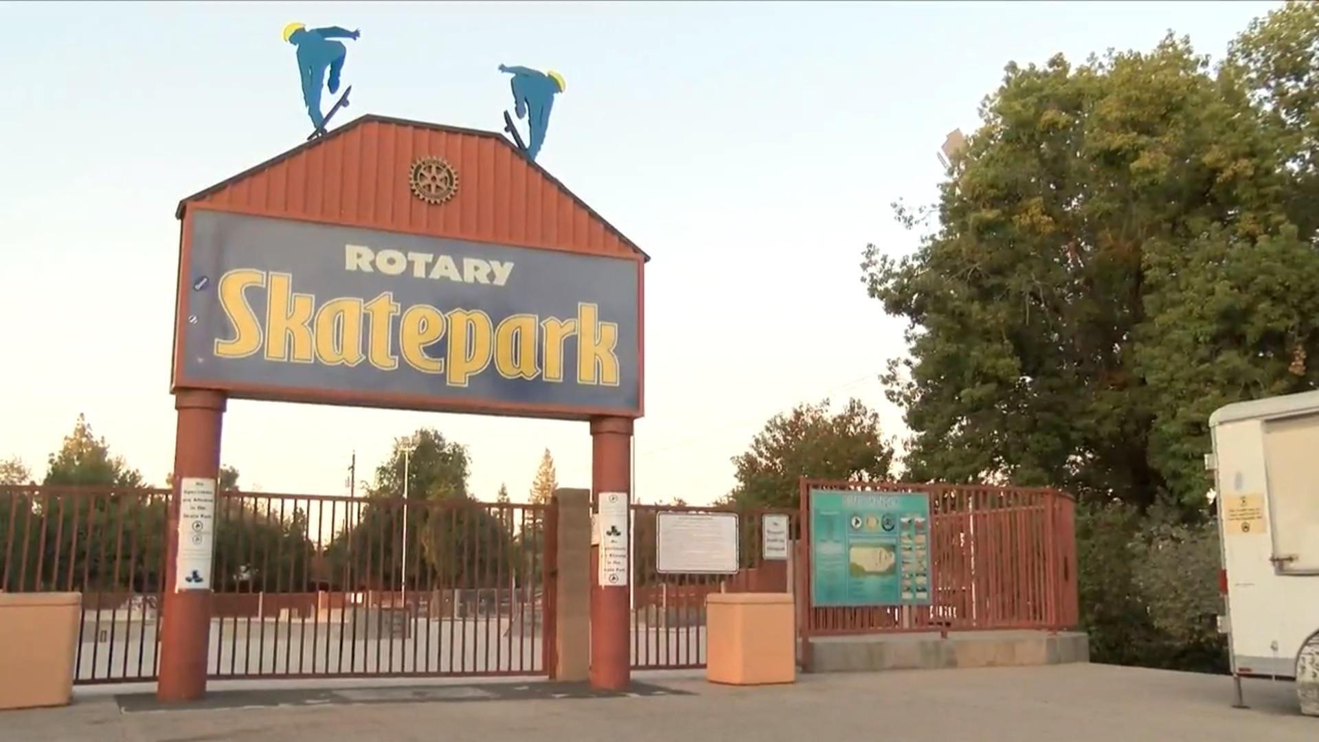 Clovis Rotary Skatepark