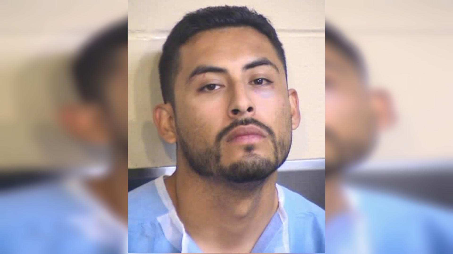 Fabian Ornelas, 30, of Fresno (Fresno County Sheriff's Office)