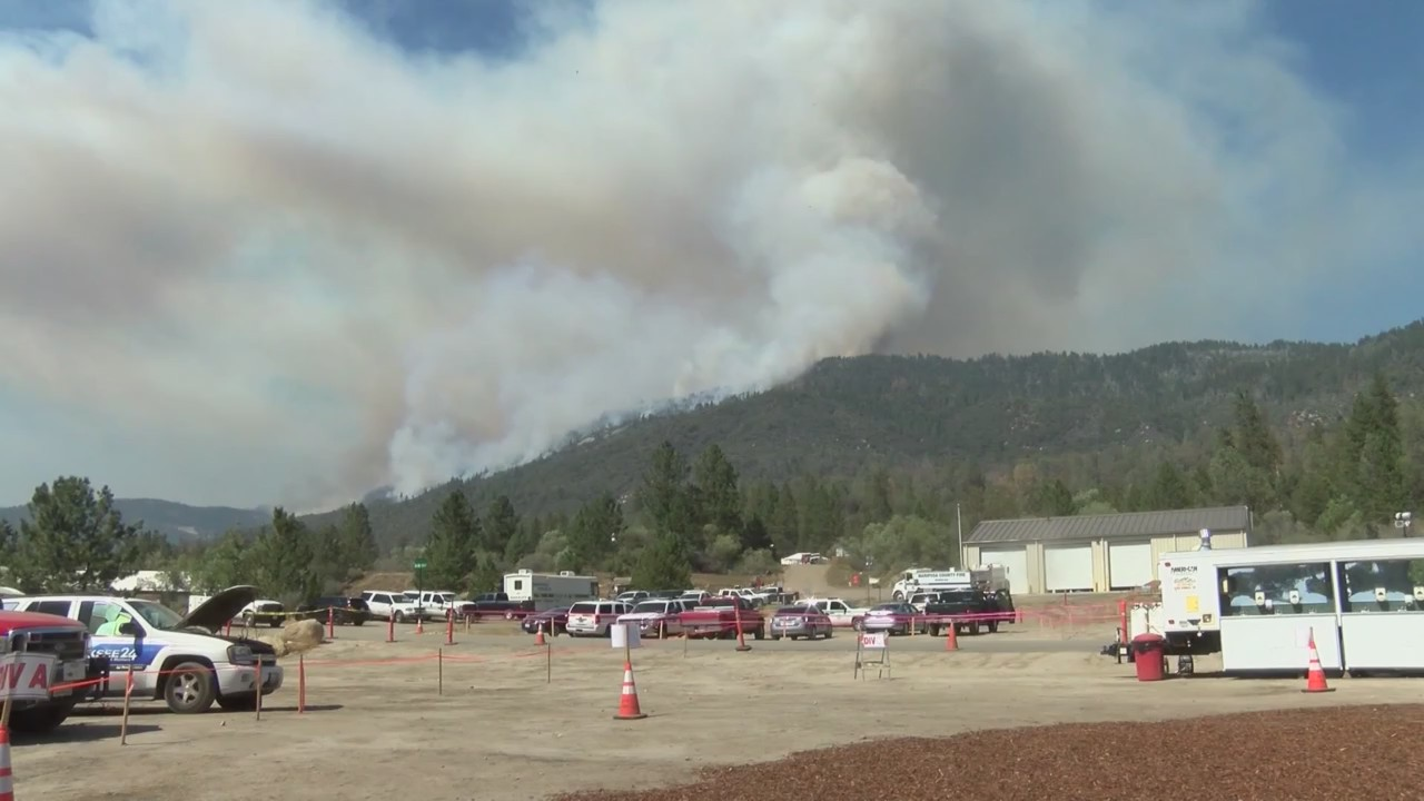 CALFIRE plans socially-distanced base camps for wildfire crews