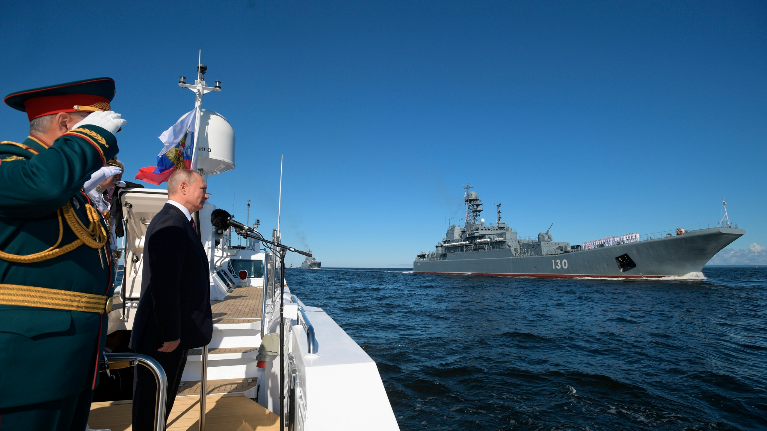 Alaska Christmas Parade 2020 Russian navy conducts major maneuvers near Alaska