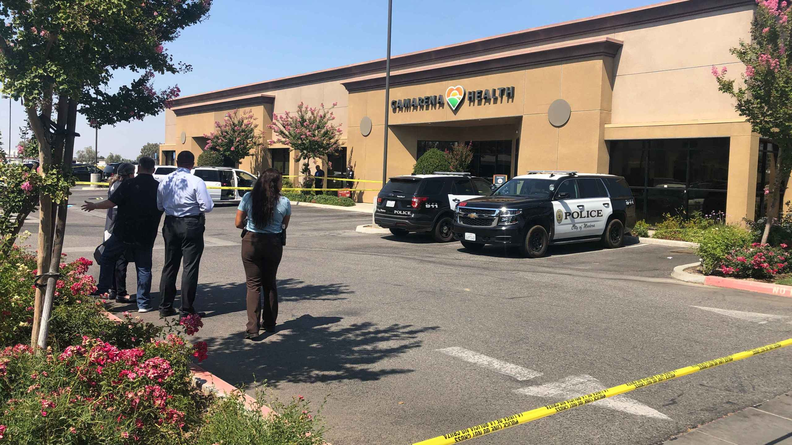 Mother dead after shooting outside Madera medical clinic, police say