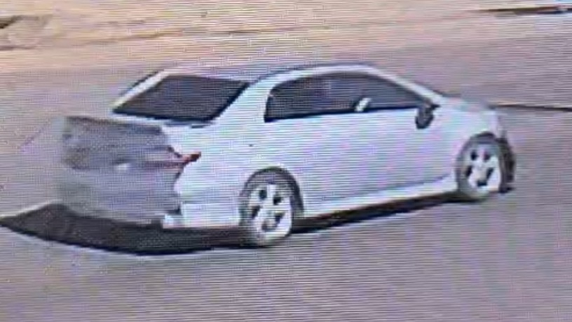 CHP says this vehicle struck and killed a man in his 60s in a hit and run outside Fresno