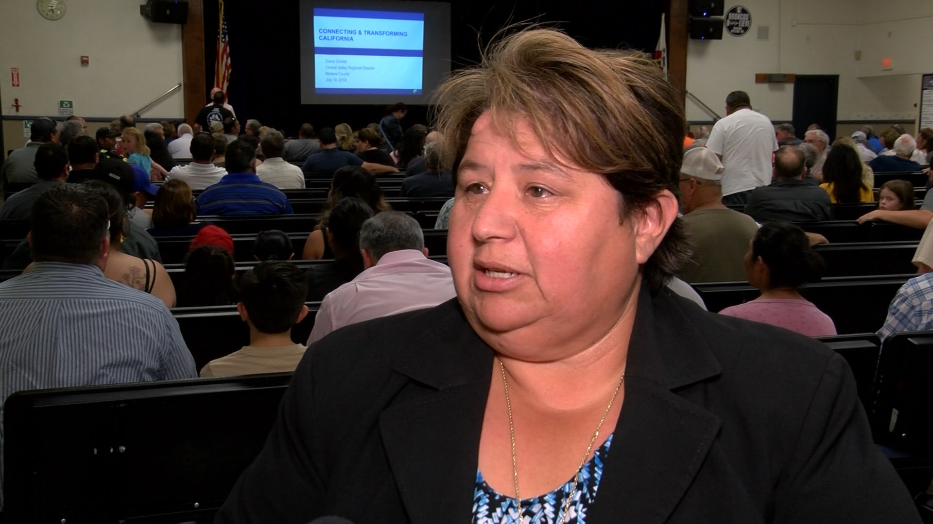 HSR's Central Valley Regional Director leaves - for a job at Caltrans