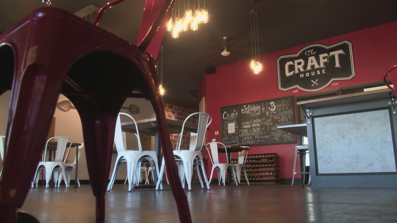 Restaurant and bar owners react to state's closure order