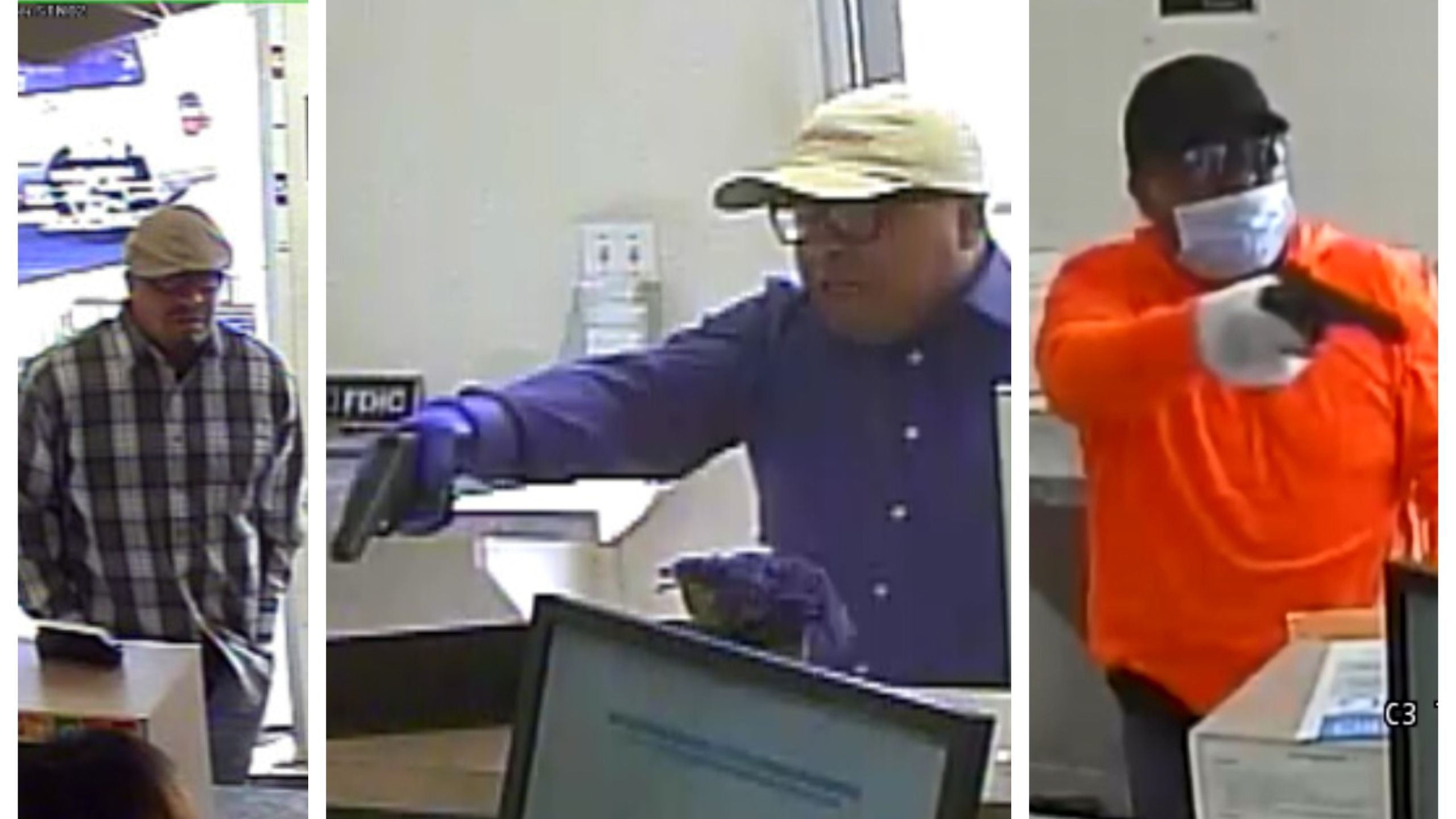 Alleged triple-bank-robber wanted by deputies after failing to show in court, Sheriff's Office says