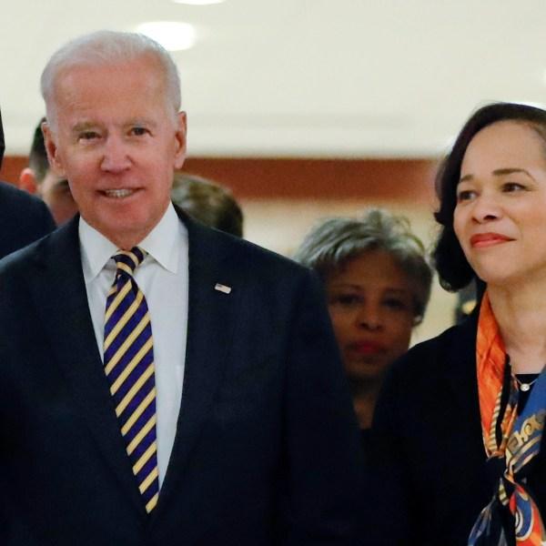 Joe Biden, Joe Crowley, Lisa Blunt Rochester