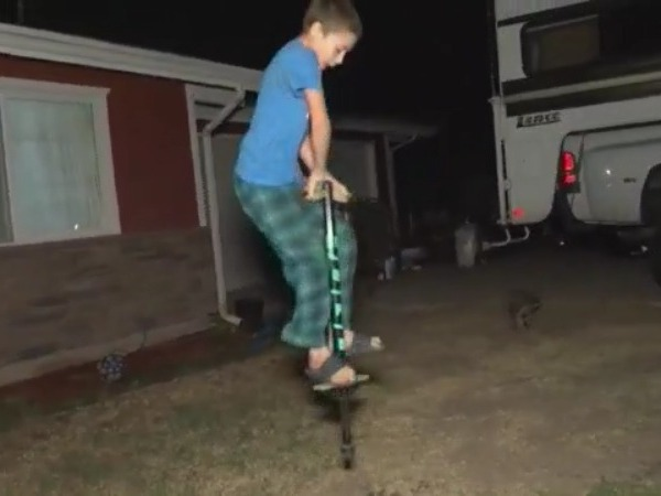 Auberry family happy to be home after evacuation order changes to warning