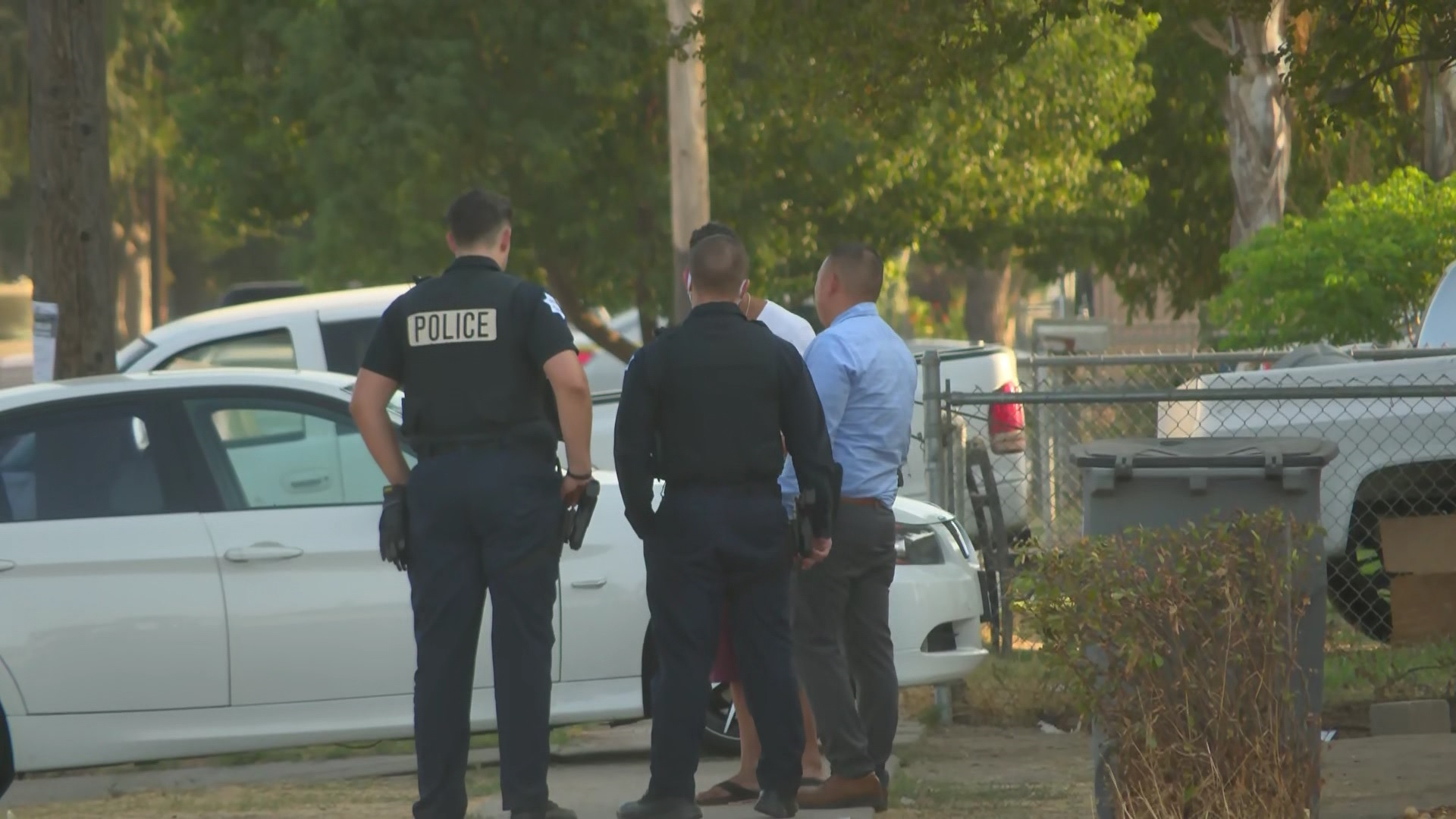 Eight shots fired in southwest Fresno injure 40-year-old, police say