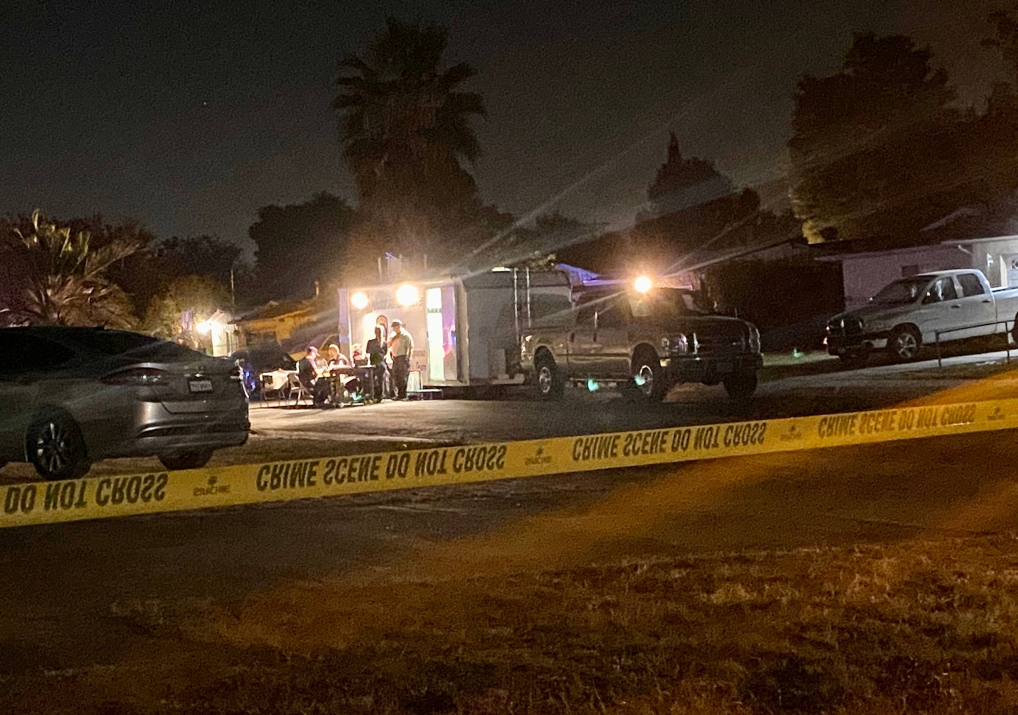 5-year-old shot by another child in her Merced home, police say