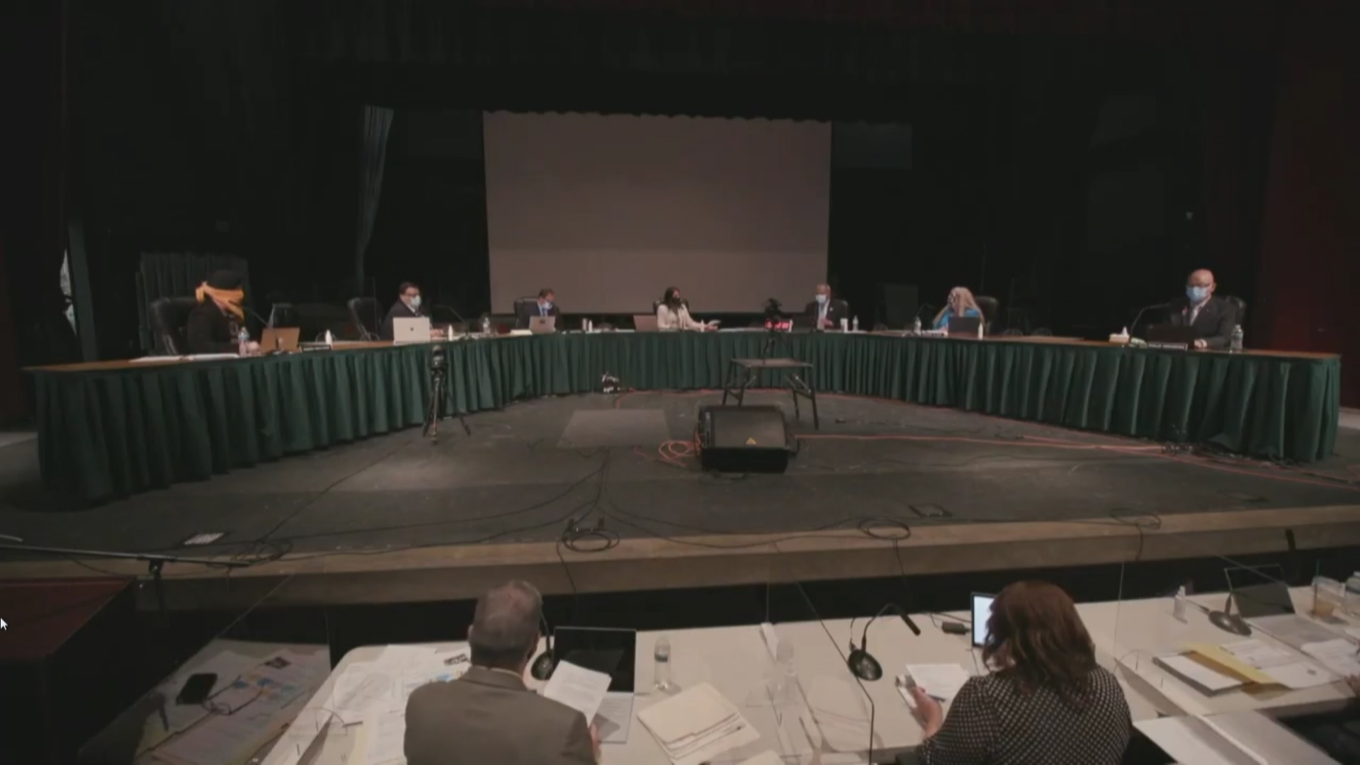 Central Unified board votes to continue distance learning