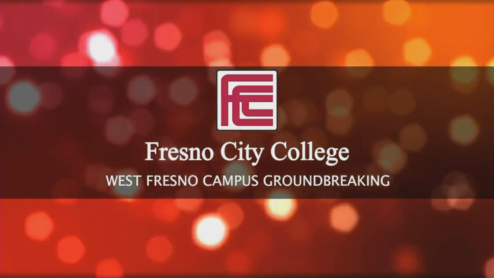Fresno City Halloween 2020 Fresno City College breaks ground on 'Historic' new West Fresno