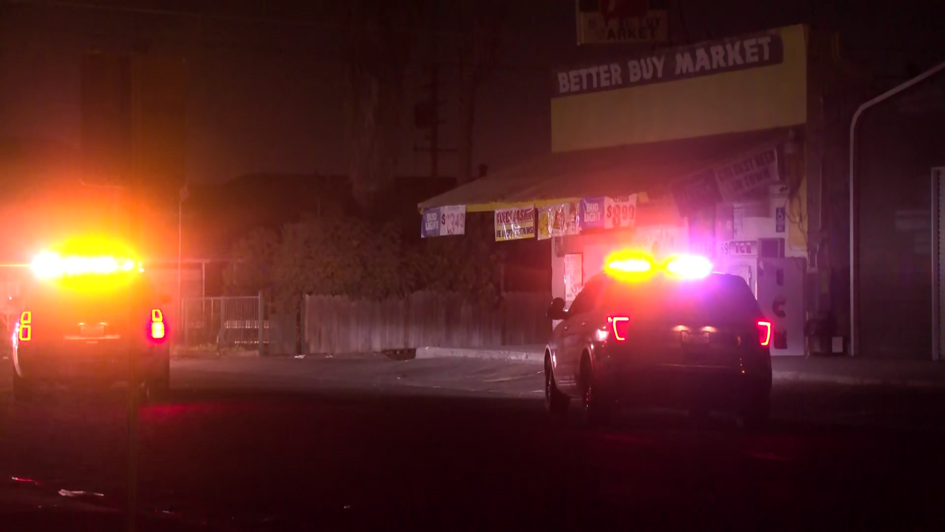 Drive-by shooting injures one in Del Rey, deputies say