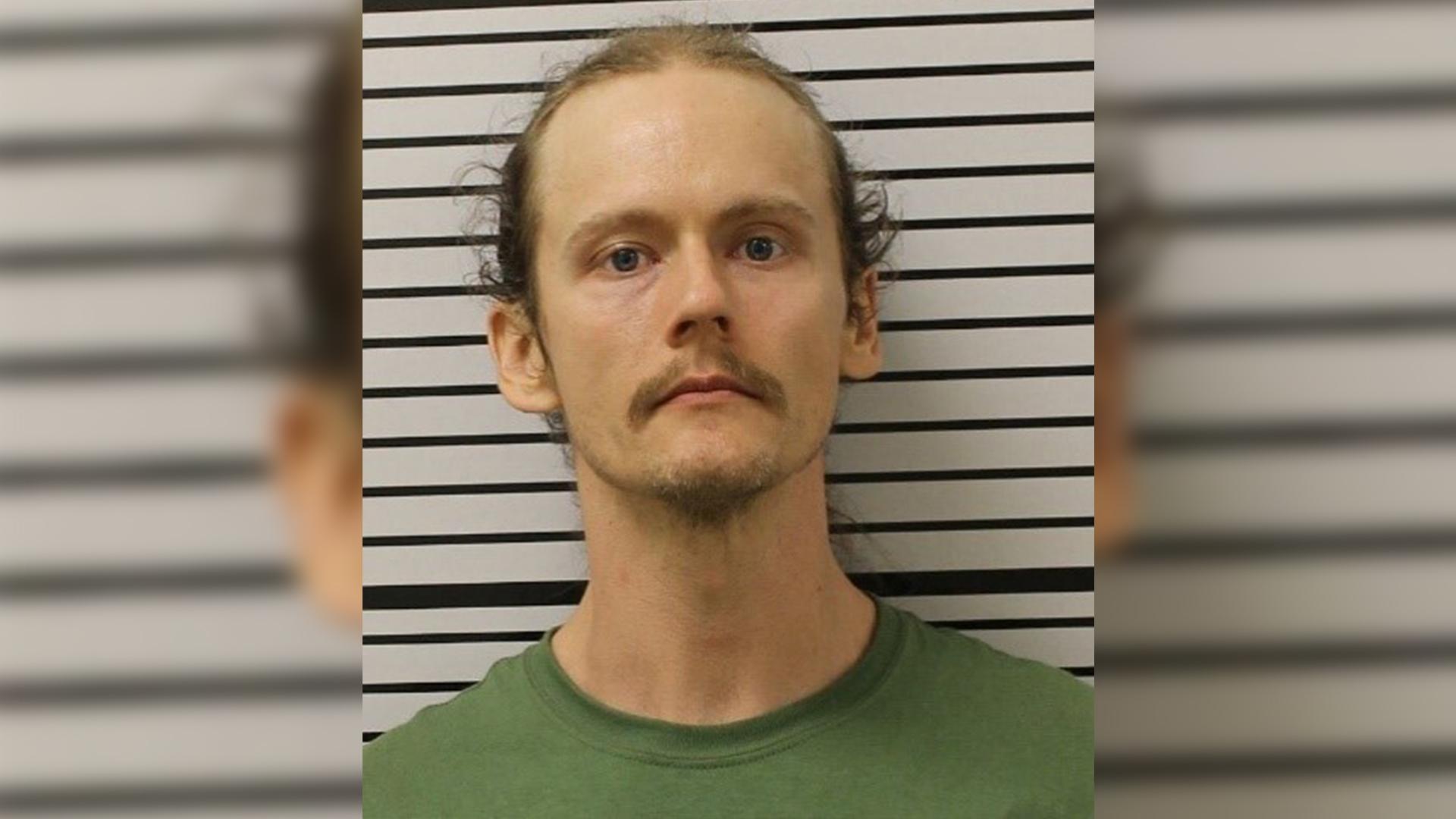 Joshua Isgrigg, 32 (image courtesy of Porterville Police).