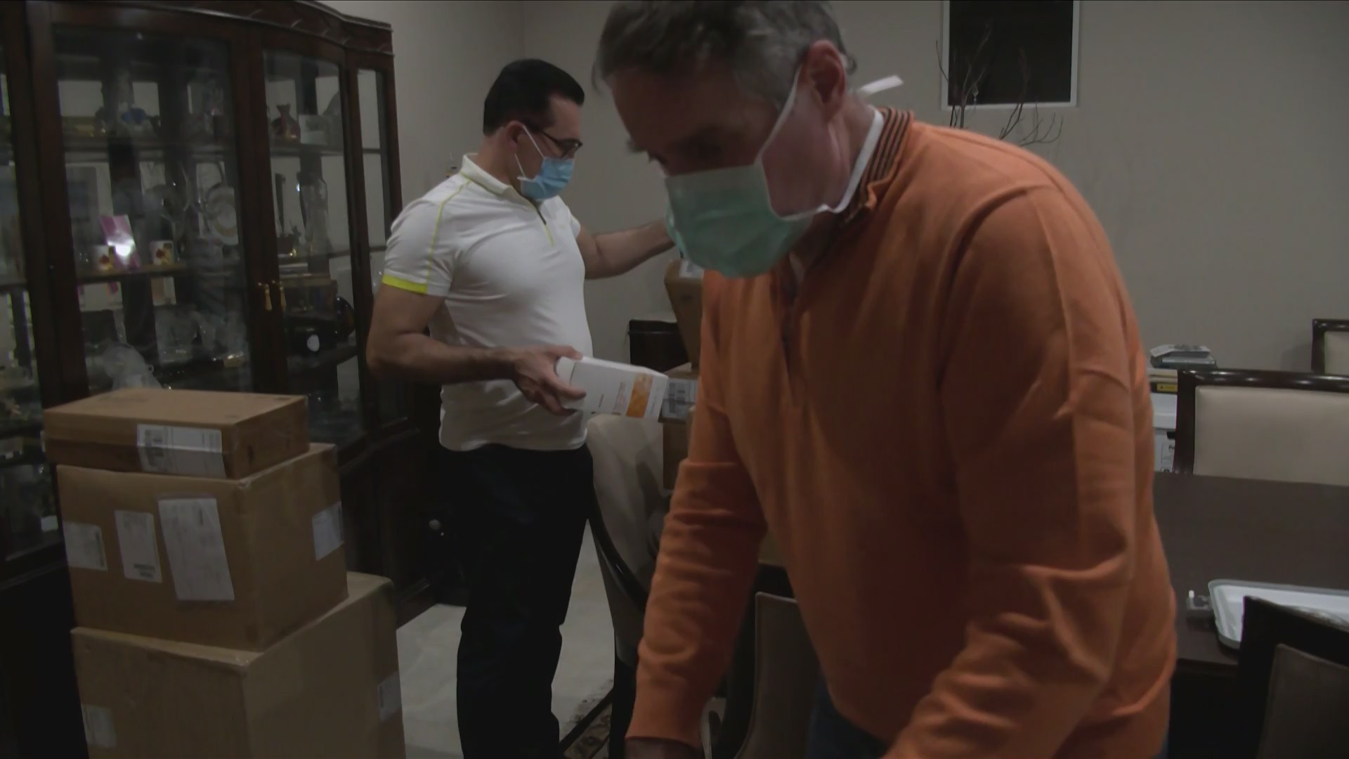 Medical supplies from Fresno en route to Armenia