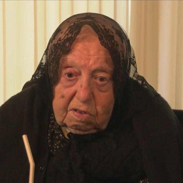 102-year-old makes $1M donation to Armenia non-profit