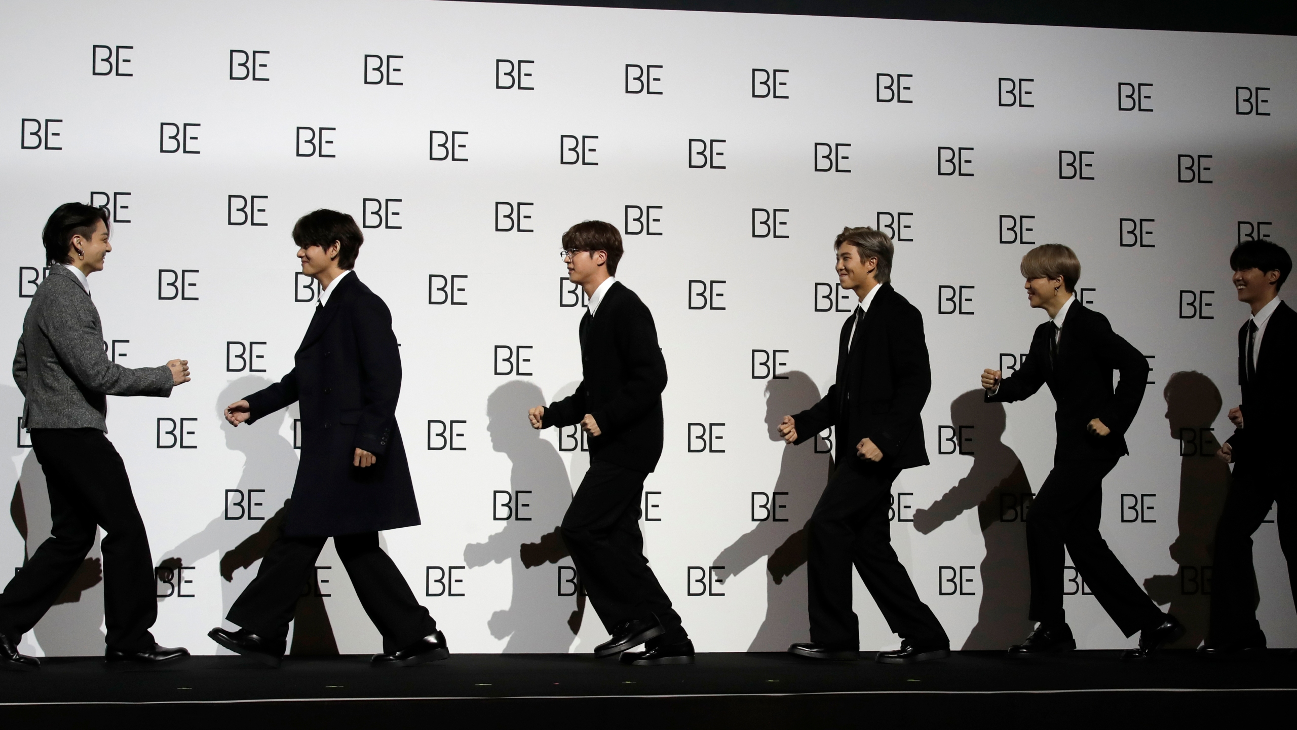 BTS says new album 'BE' is a 'letter of hope'   YourCentralValley ...
