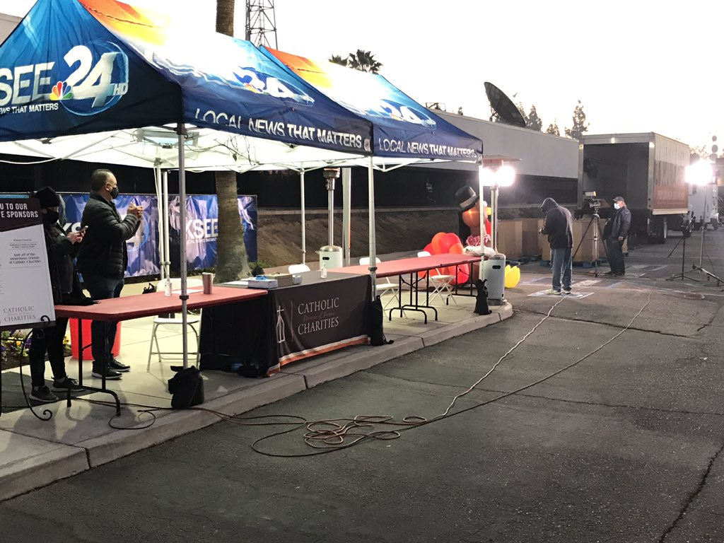 KSEE24 hosts 11th annual Turkey Drive on Tuesday to help feed Valley families