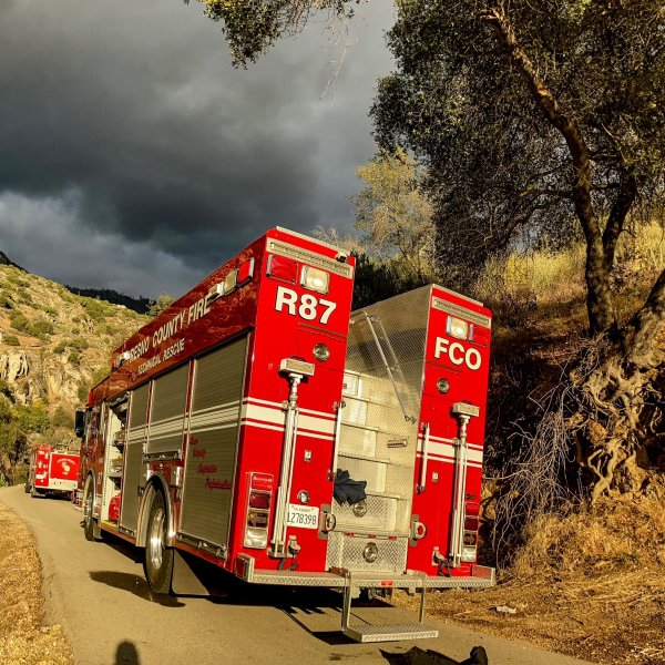 Man dies after falling 150 feet down a steep mountainside near Balch Camp1