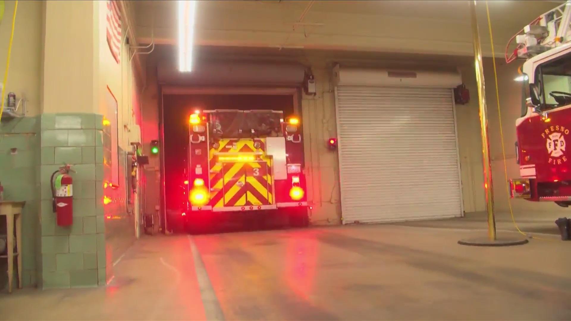 Non-stop rise in fire calls in Fresno will continue, crews predict