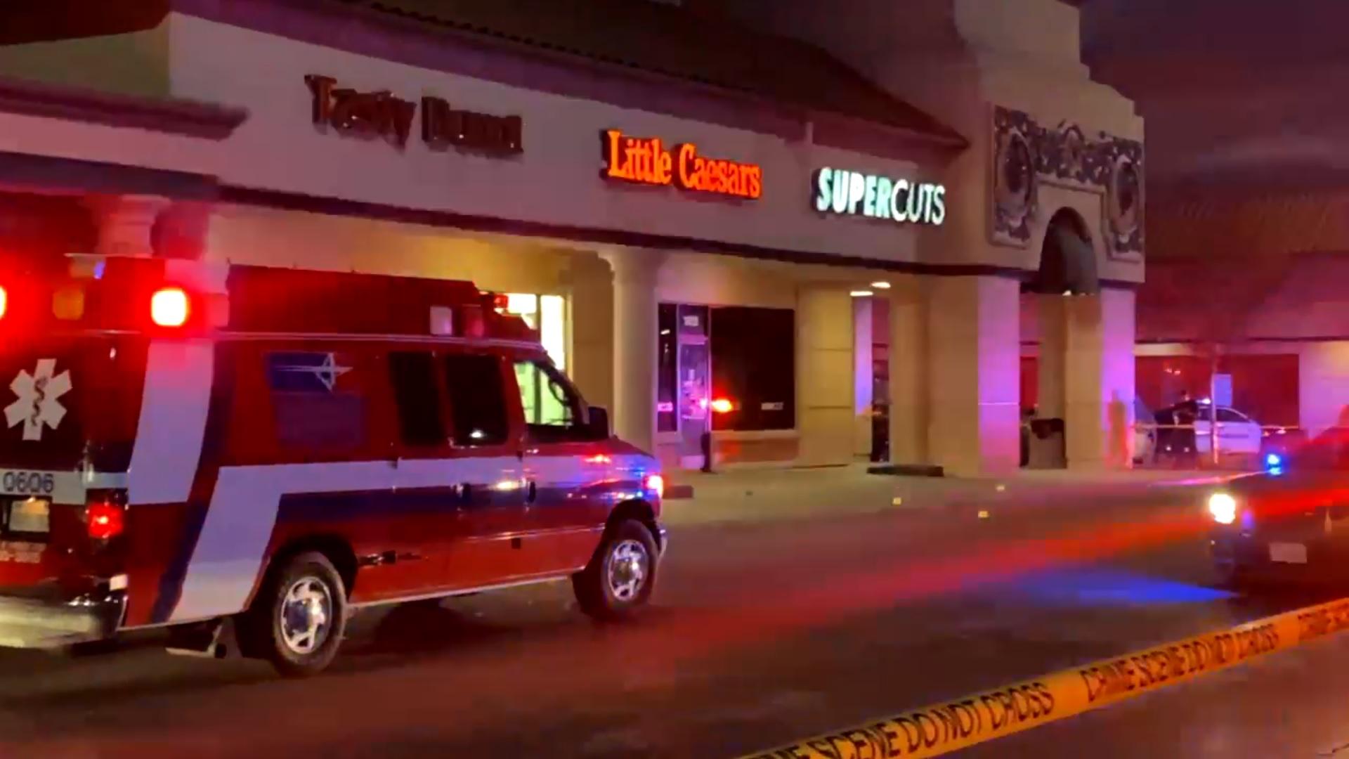 3 hit in shooting at Visalia Little Caesars, police say