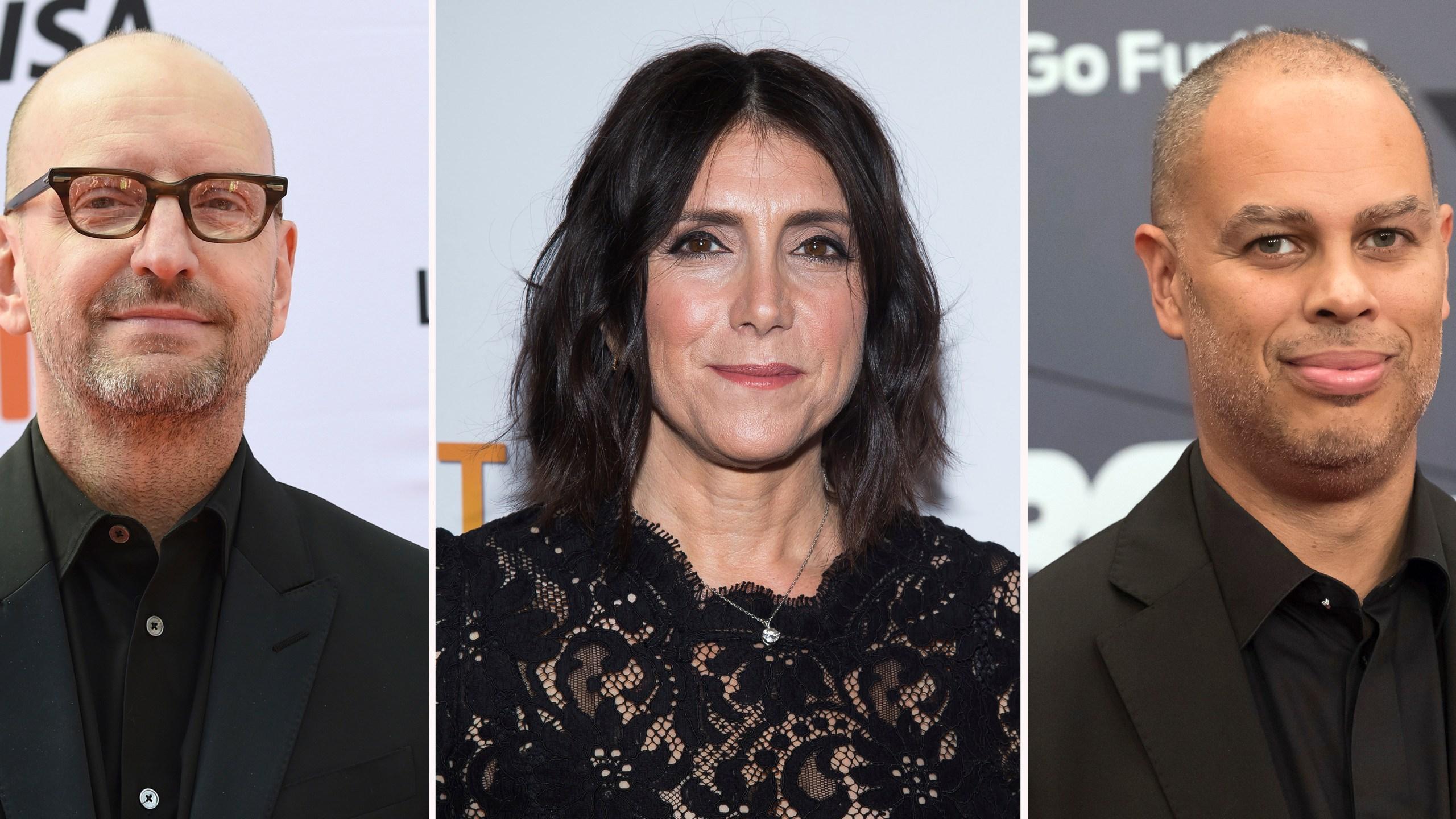 Steven Soderbergh, Stacey Sher, Jesse Collins