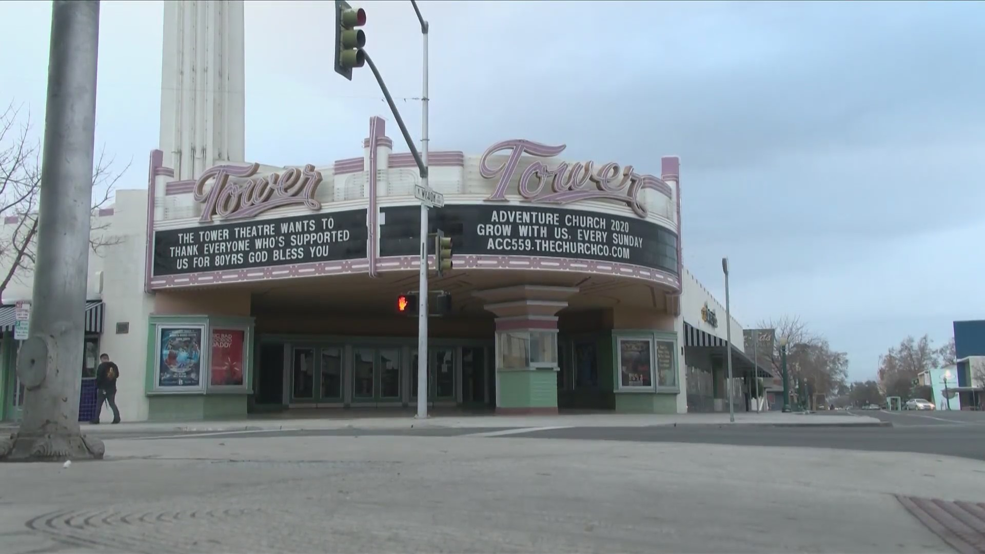 Business and arts community react to church buying Tower Theatre