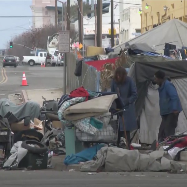 Fresno launches Project Off-Ramp to clear homeless encampments along freeways
